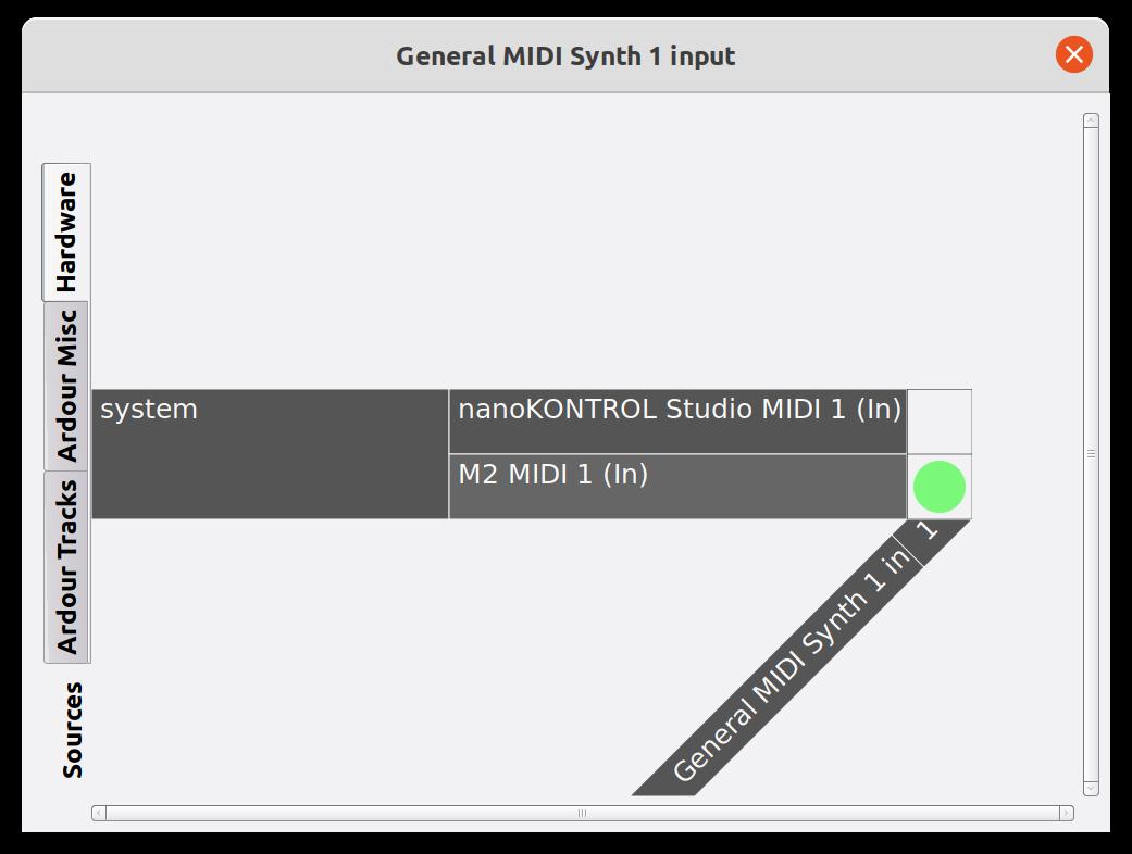 Ardour-MIDI-track-input